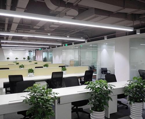 办公室照明案例