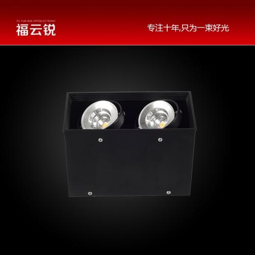 LED明装射灯