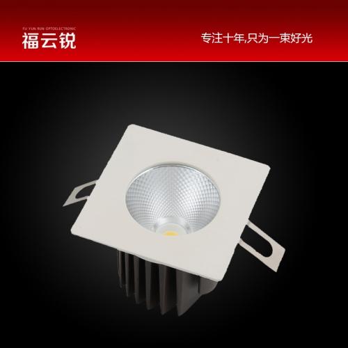 方形LED天射灯